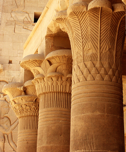 Ancient Egyptians Are Responsible For Building Many Grand Palaces